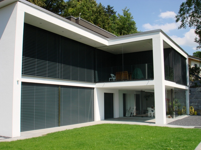 Architekt wil architekt schweiz architekt for Haus design moderne architektur