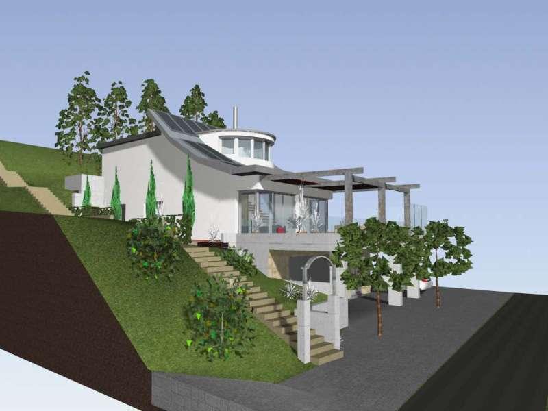 Akeret architektur gmbh moderne architektur f r ein for Moderne efh